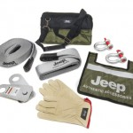 MOPAR WInch Recovery Gear Kit
