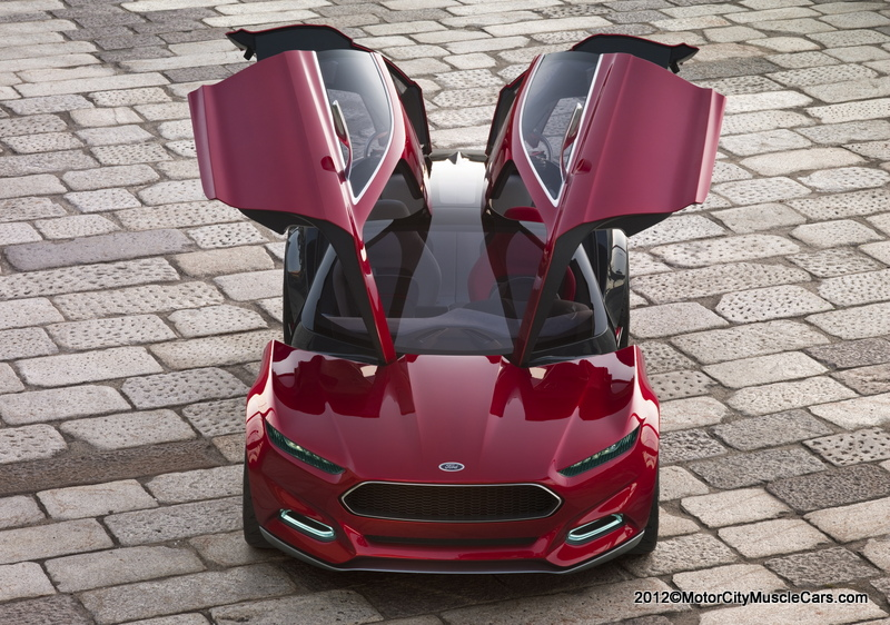 Is The 2014 Mustang The Ford Evos