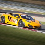 2012 McLaren MP4-12C GT3 Xtrac 1007 gearbox