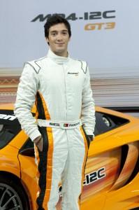 Alvaro Parente McLaren