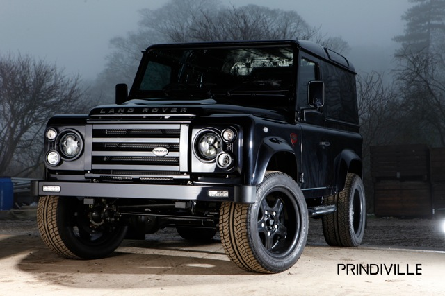 2012 Limited Edition Prindiville Land Rover Defender by Alive Tuning