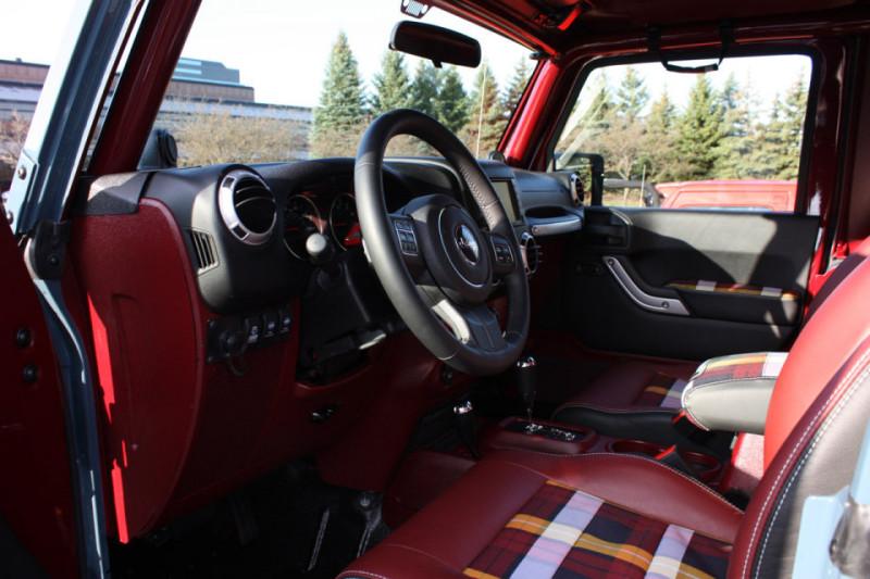 Mopar 2012 Jeep Mighty Fc Concept Gallery