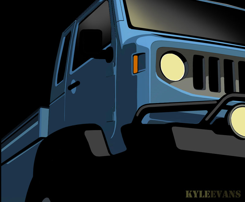 Jeep-Mighty-FC-concept-pickup-truck-Mopar-Easter-Jeep-Safari