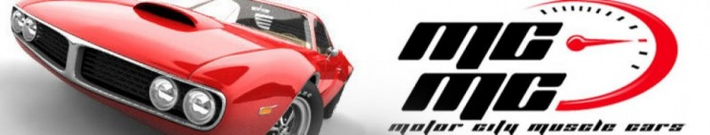 Motor City Muscle Cars