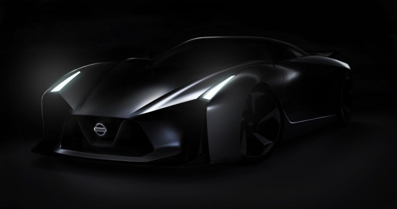 Nissan 2020 Concept Car Gran Turismo 6 Playstation