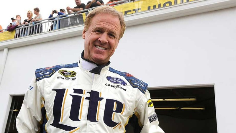 Rusty Wallace Racing Suit Stolen