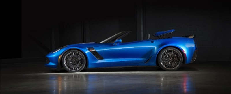 2015 Corvette Z06 Rated at 650 Horsepower