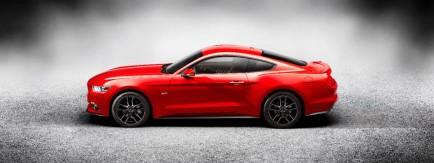 2015 Mustang GT 435 hp horsepower 400 ft lb torque