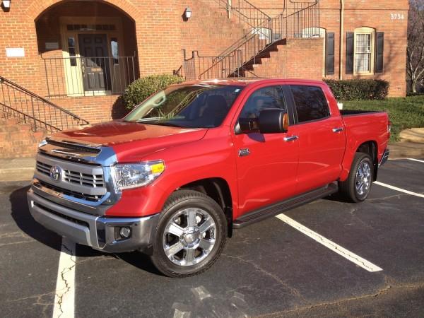 2014 Toyota Tundra CrewMax 1794 Edition