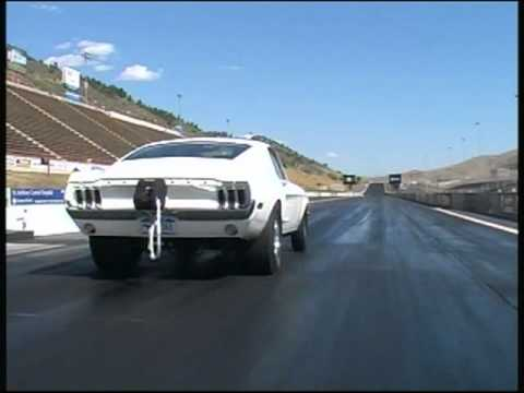 1968 Cobra Jet Drag Strip Launch