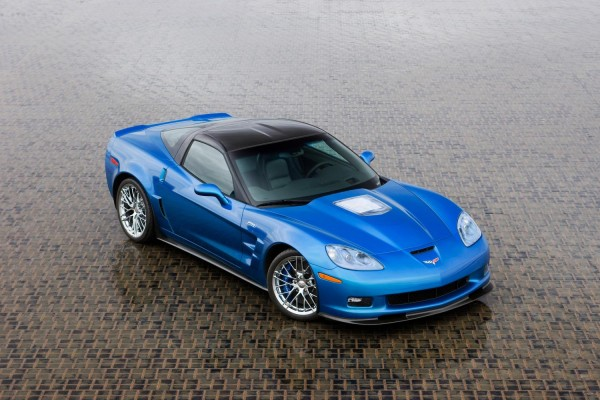 2009 Chevy Corvette ZR1 Museum Sinkhole Restored