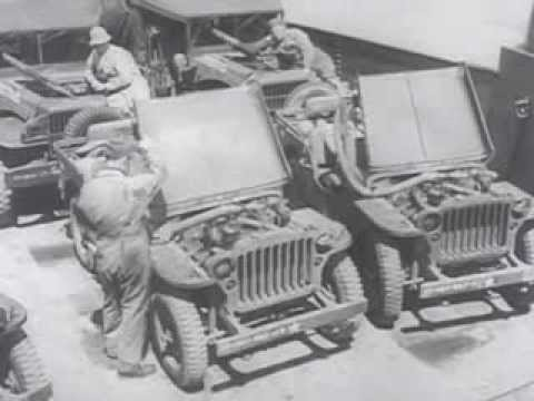 Vintage Jeep training film